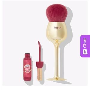 Tarte Wine Not And Rose is Bae Brush and Gloss